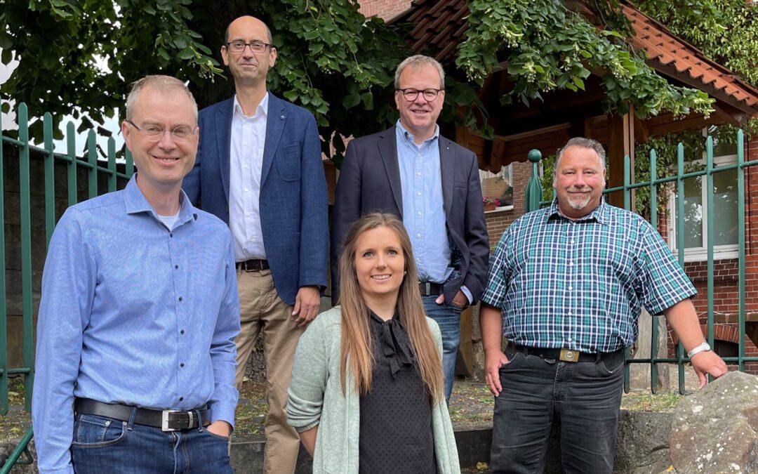CDU Völksen stellt Kandidaten und Themen für den Ortsrat vor